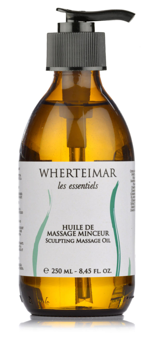 Wherteimar Sculpting massage oil